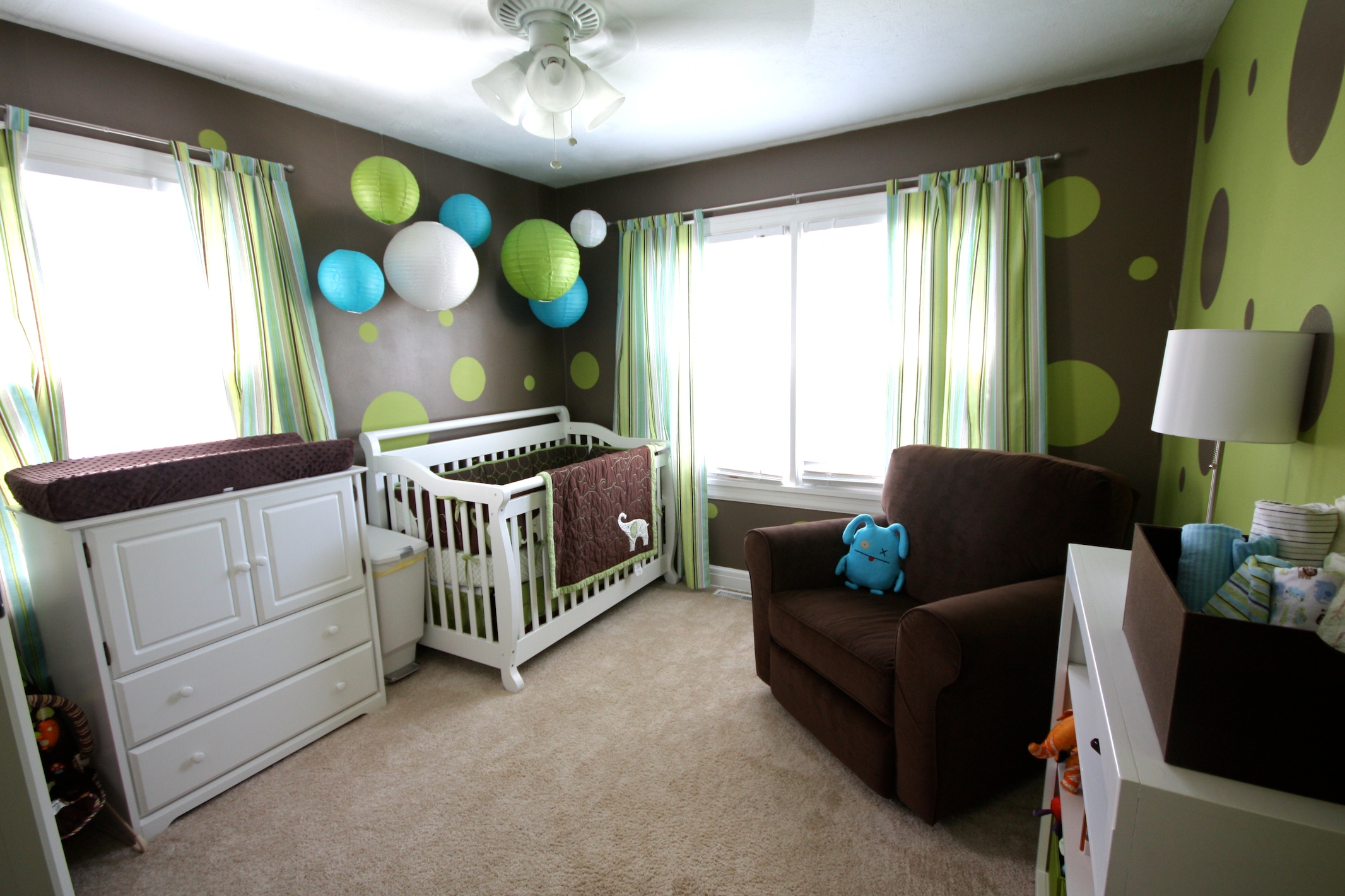 Image of: Baby Nursery Bedding