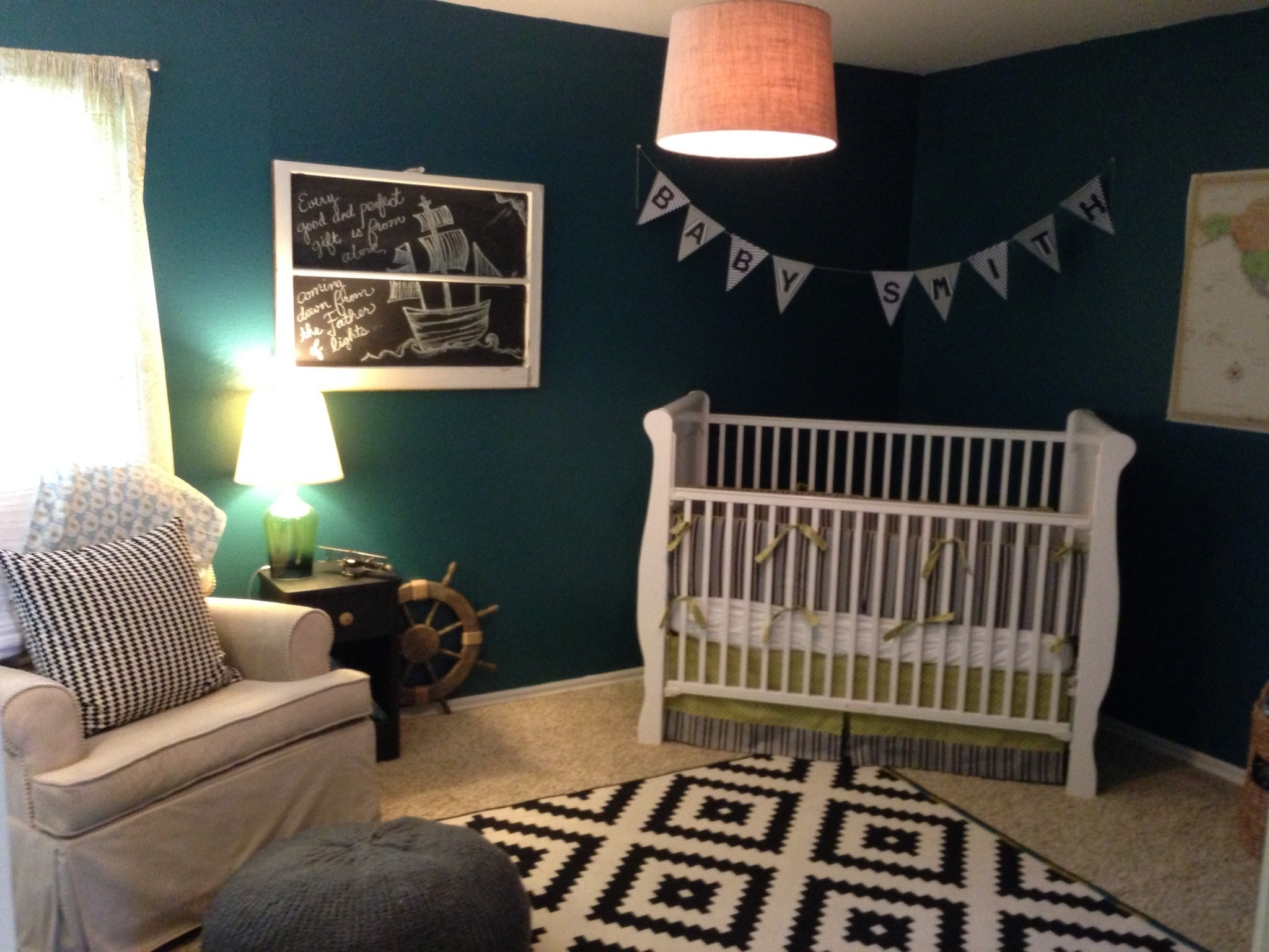 Image of: Baby Nursery Designs For Small Rooms