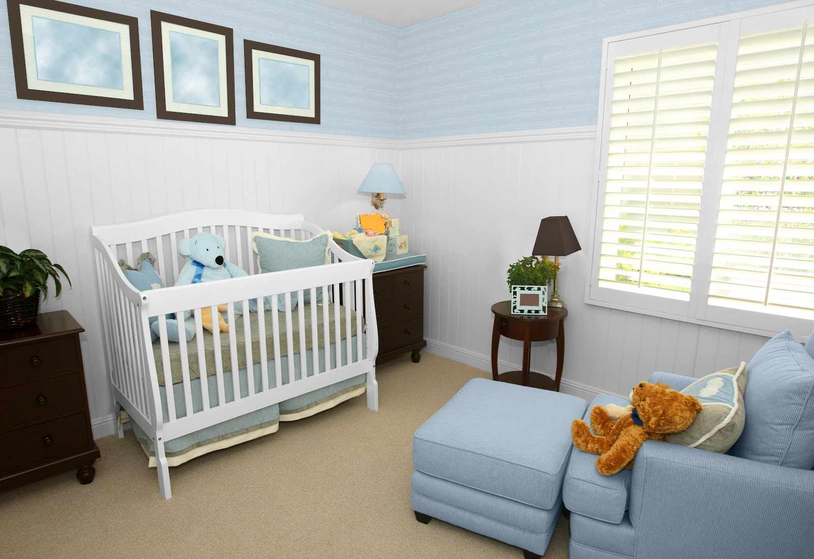 Image of: Baby Nursery Themes Disney