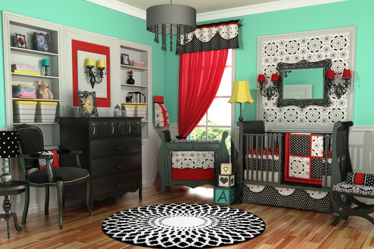 Image of: Baby Nursery Themes Picture
