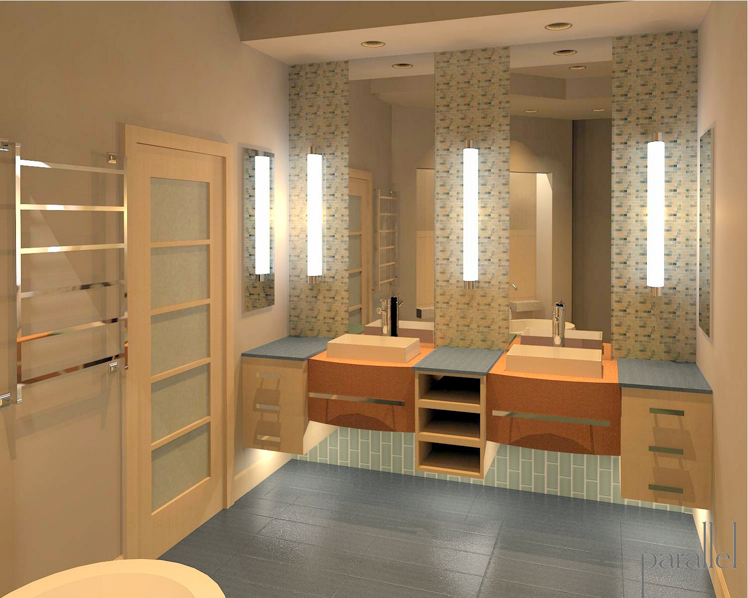Image of: Bathroom Renovations Cost