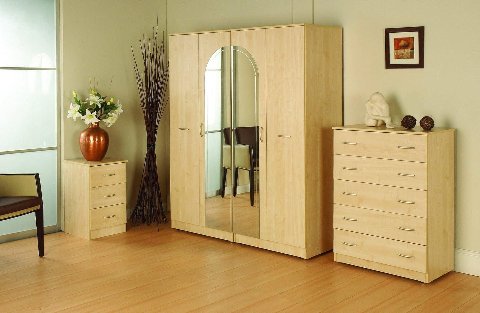 Image of: Bedroom Furniture Wardrobe