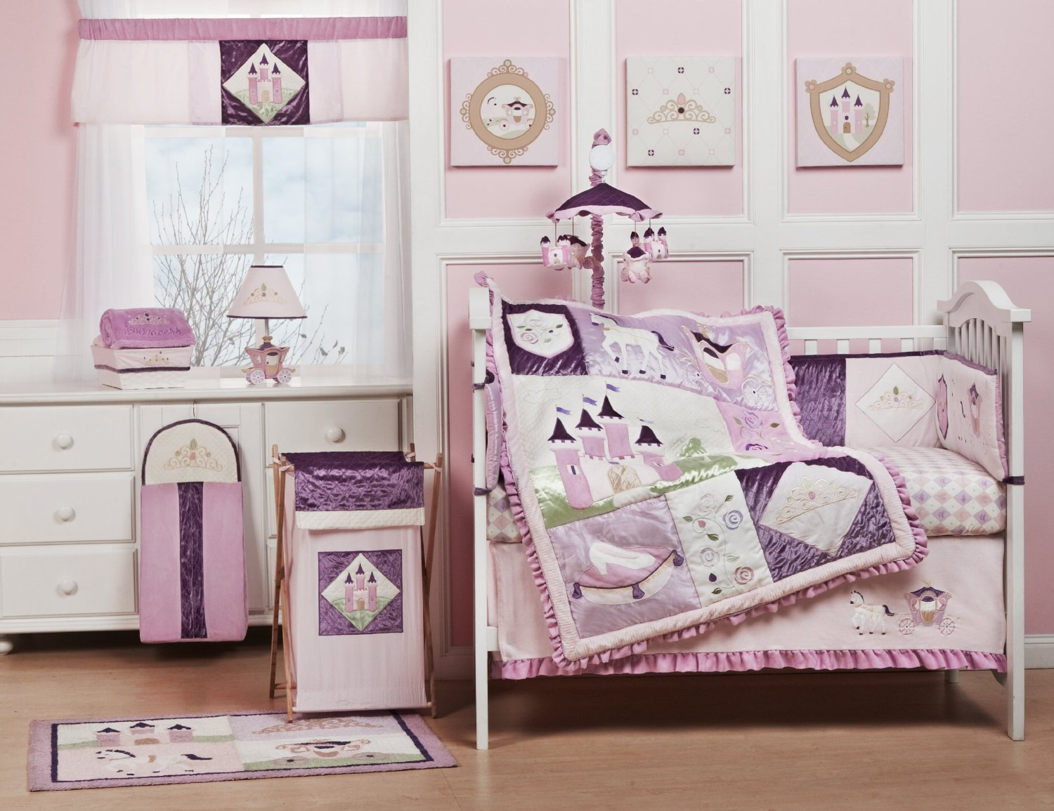 Image of: Best Baby Nursery Decorating Ideas