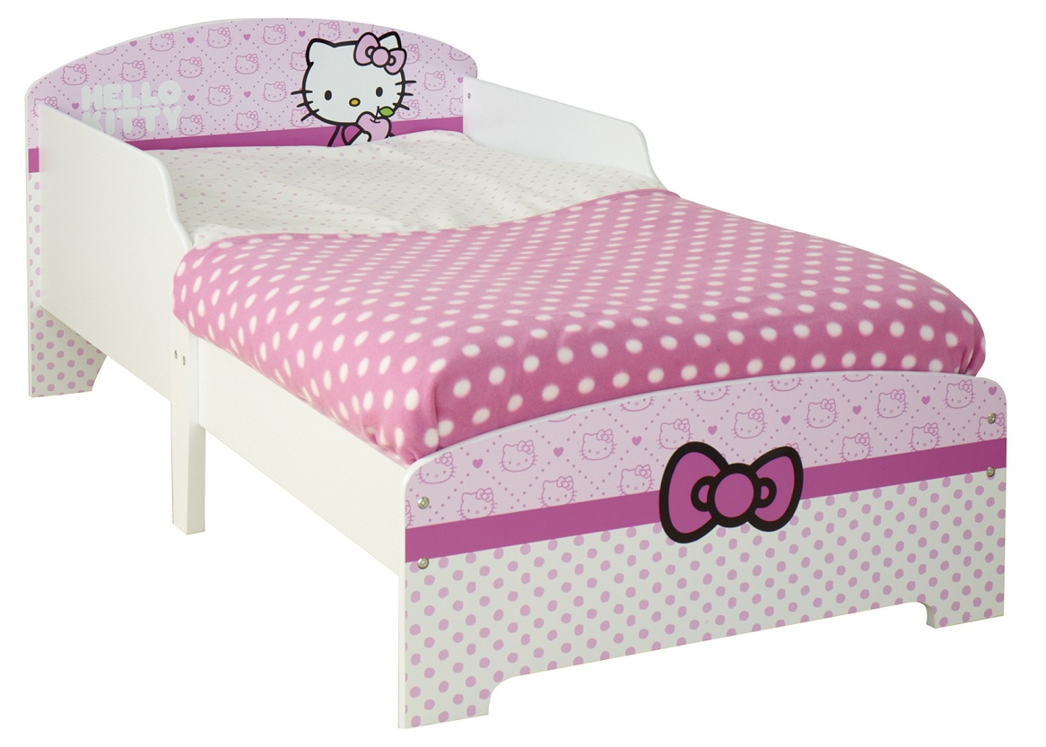 Image of: Best Hello Kitty Bedroom In A Box