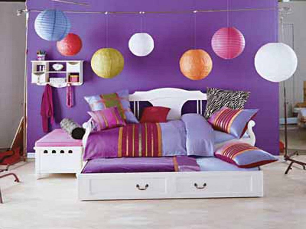 Image of: Best Teenage Bedroom Paint Colors