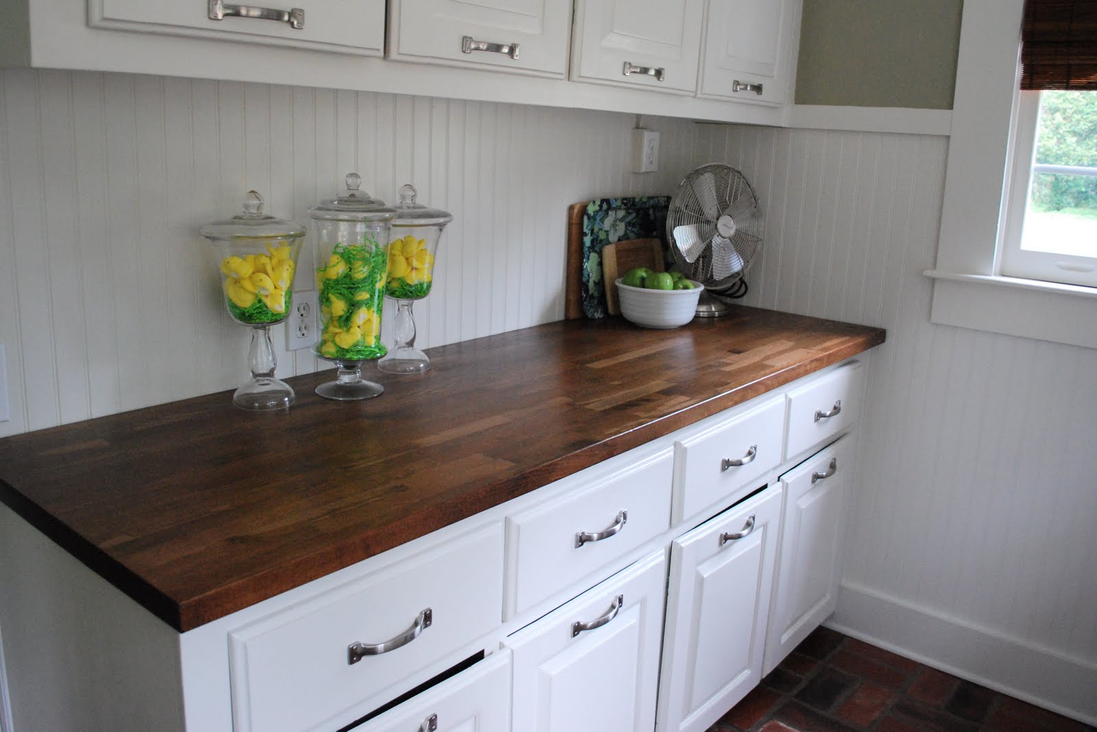 Image of: Butcher Block Countertop Cost