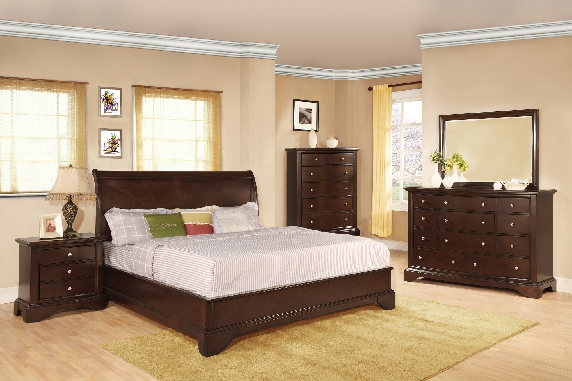 Image of: Cheap Bedroom Sets