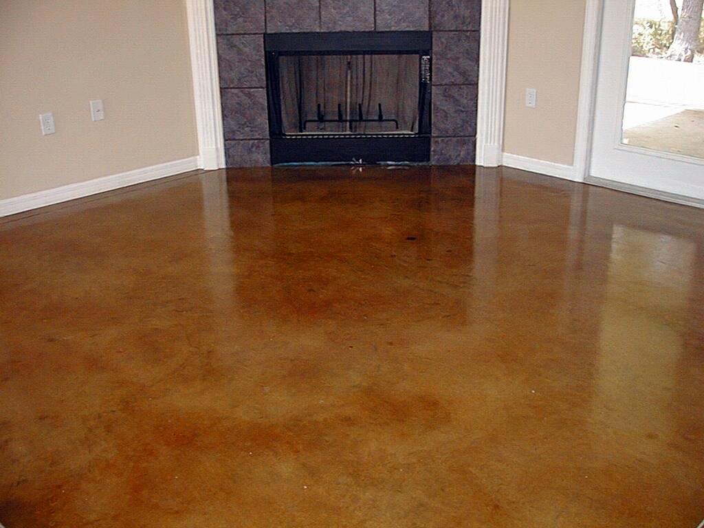 Image of: Concrete Floors Cost