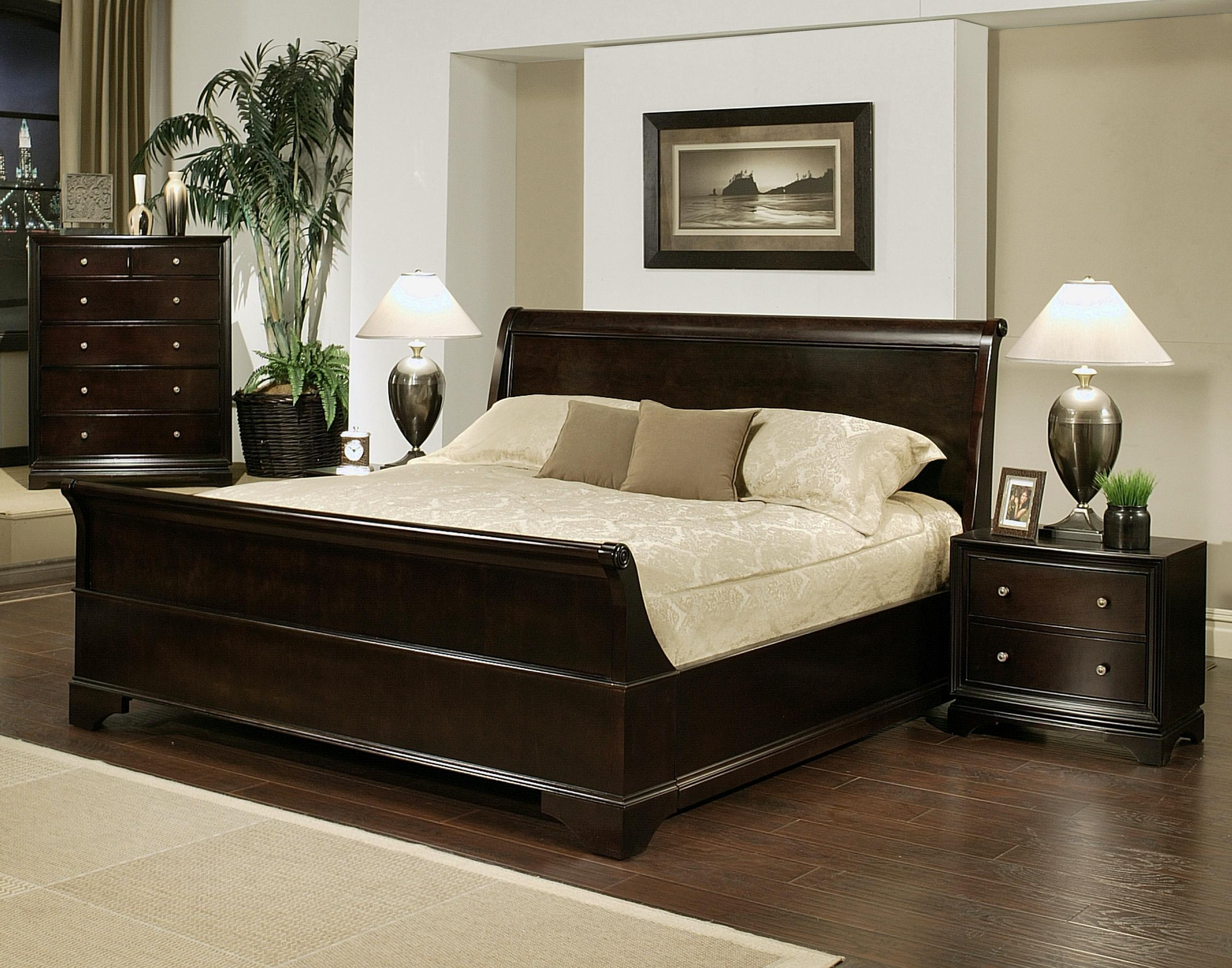 Image of: Contemporary Bedroom Sets King Size