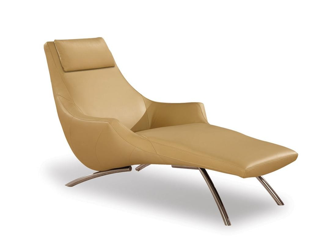 Image of: Contemporary Chaise Lounge Chairs