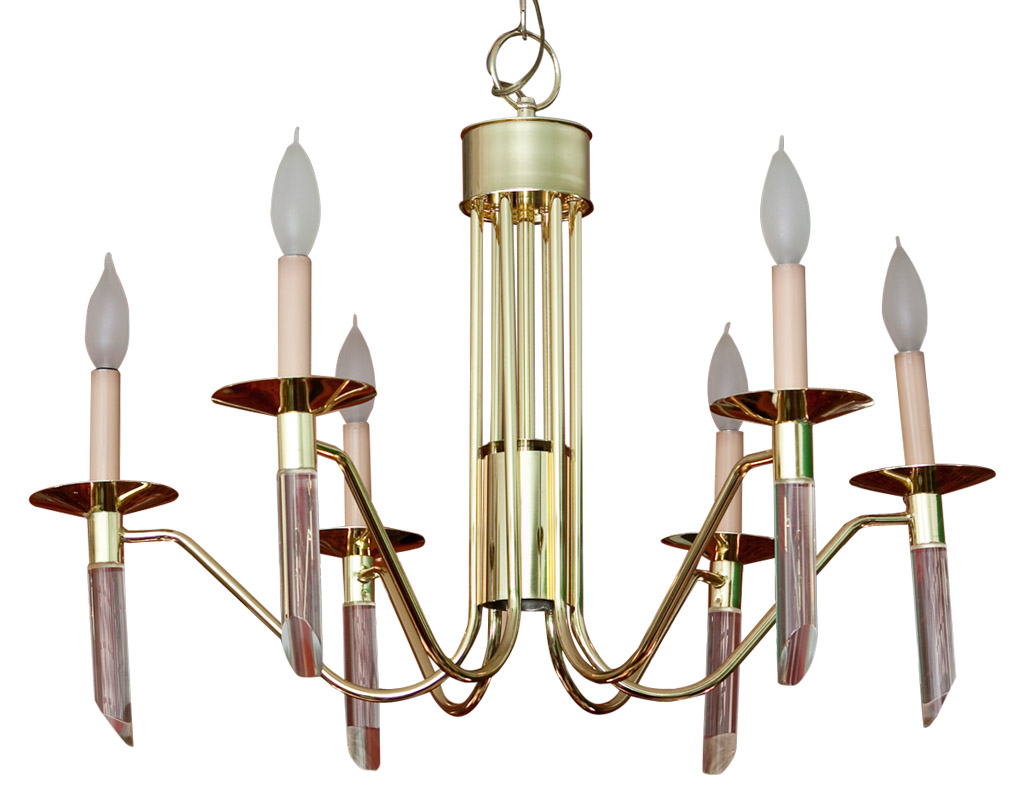 Image of: Contemporary Glass Chandeliers