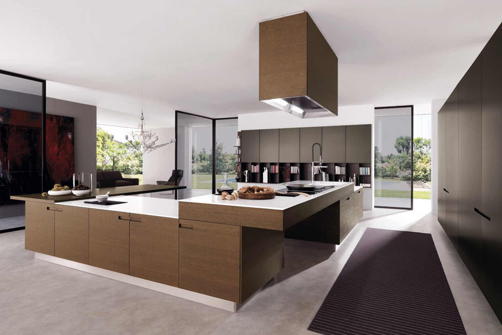 Image of: Contemporary Kitchen Accessories