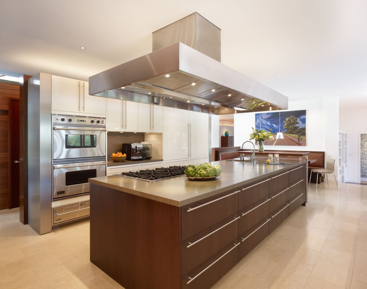 Image of: Contemporary Kitchen Cabinets