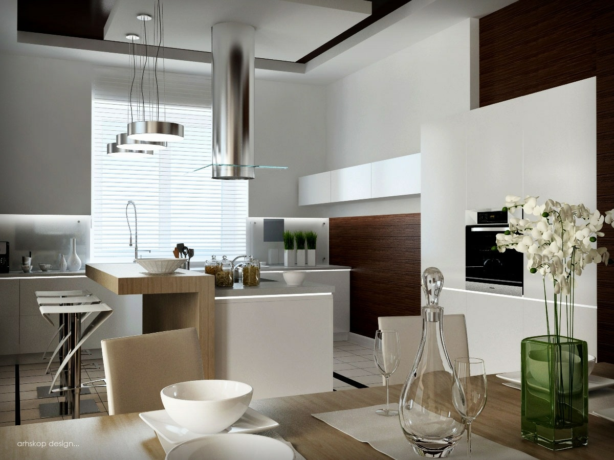 Image of: Contemporary Kitchen Ideas
