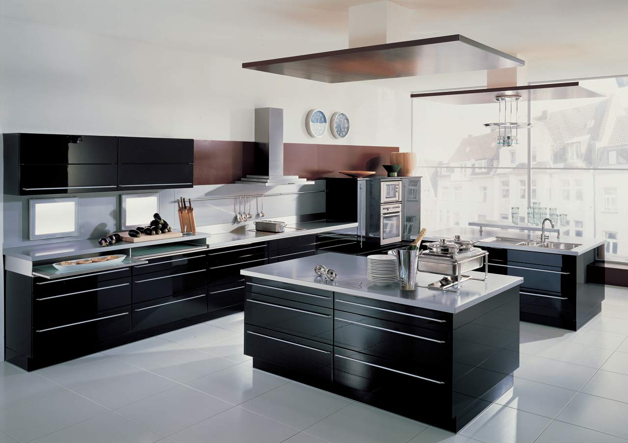Image of: Contemporary Kitchen Pictures