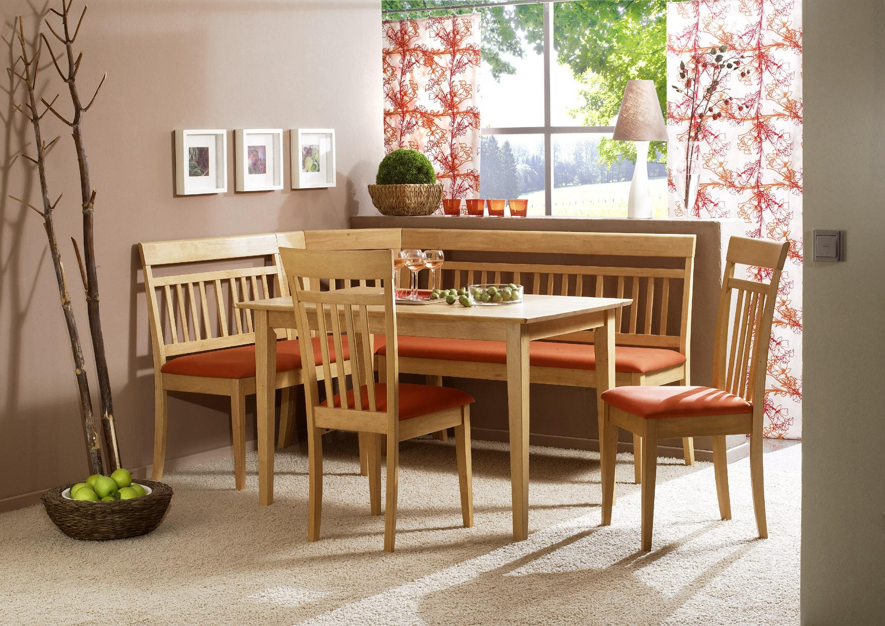 Image of: Corner Breakfast Nook Set Reviews