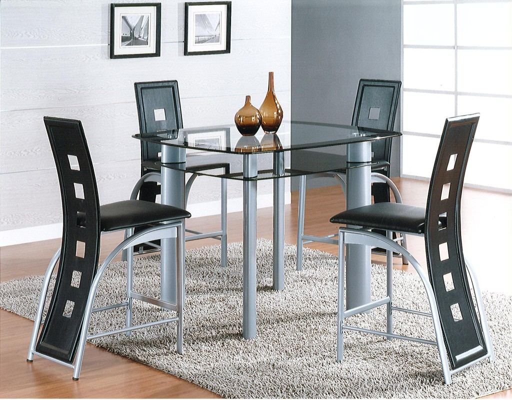 Image of: Counter Height Dining Set