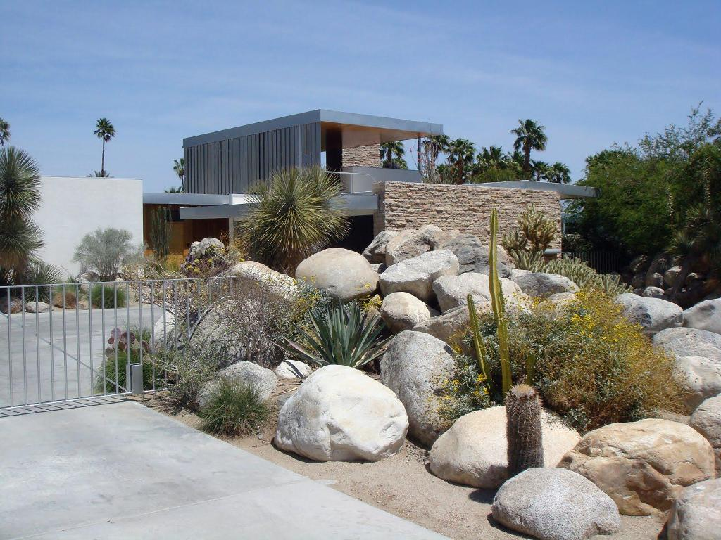 Image of: Desert Landscape Design Ideas