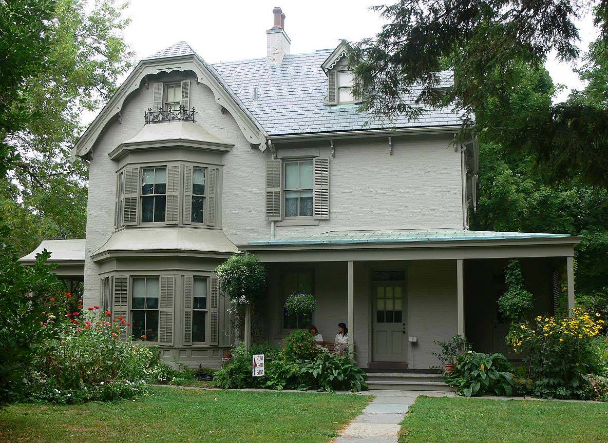 Image of: Exterior Paint Color Schemes Gallery