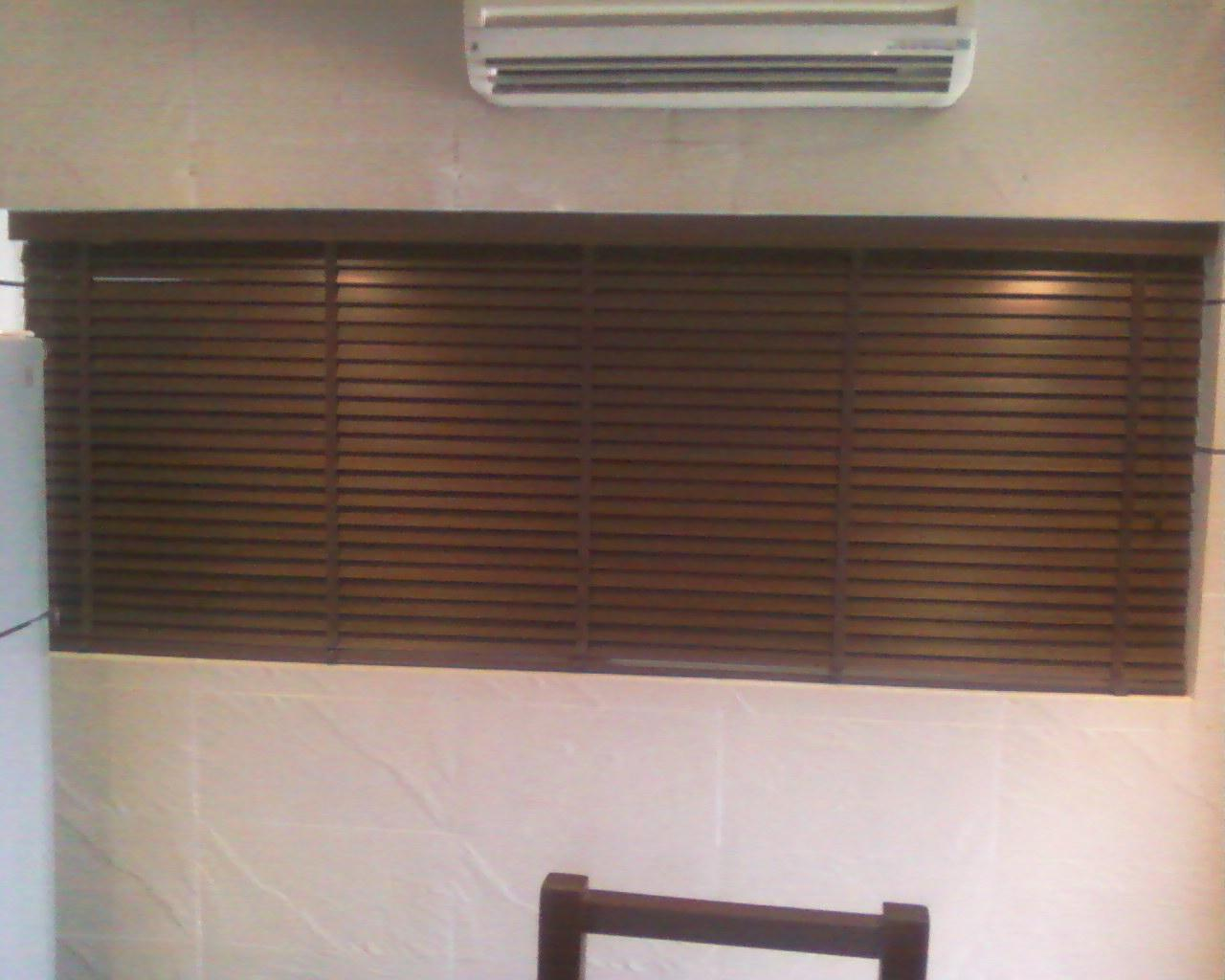 Faux Wood Blinds Walmart