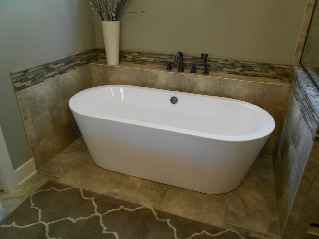 Image of: Freestanding Tub Picture