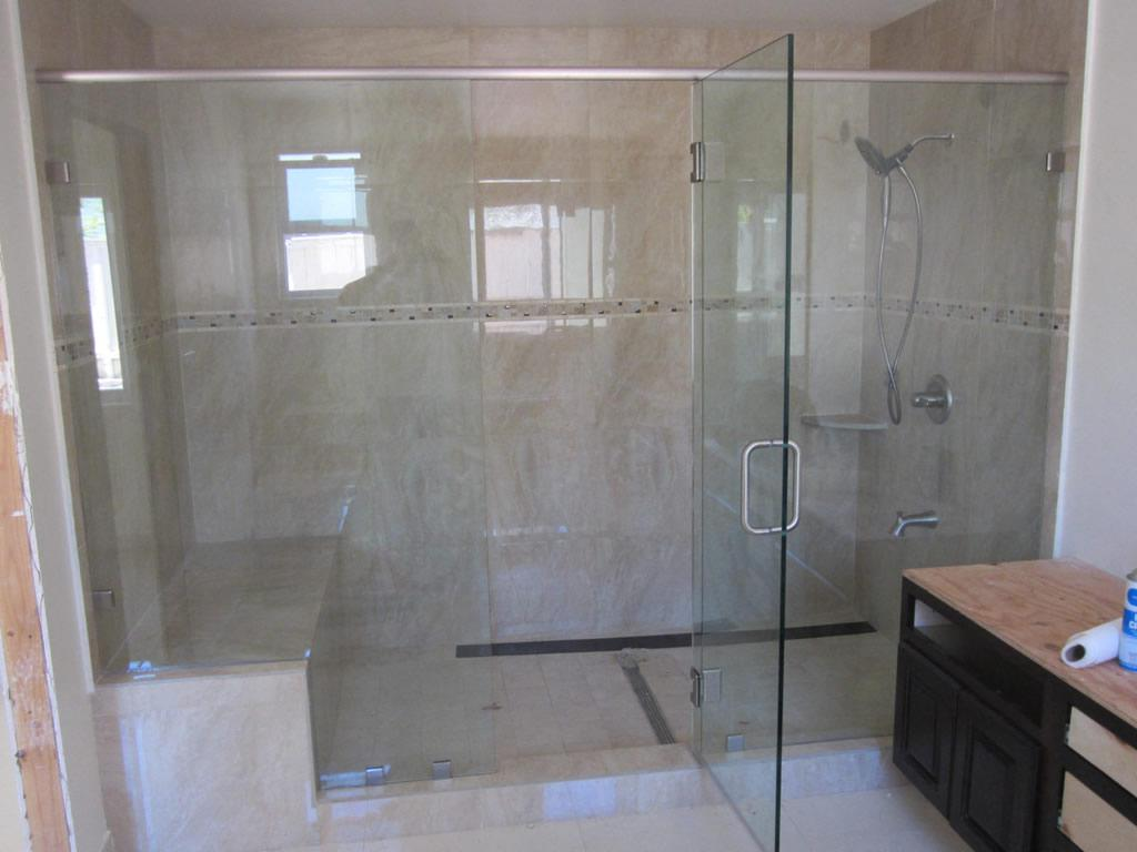 Image of: Glass Shower Enclosures