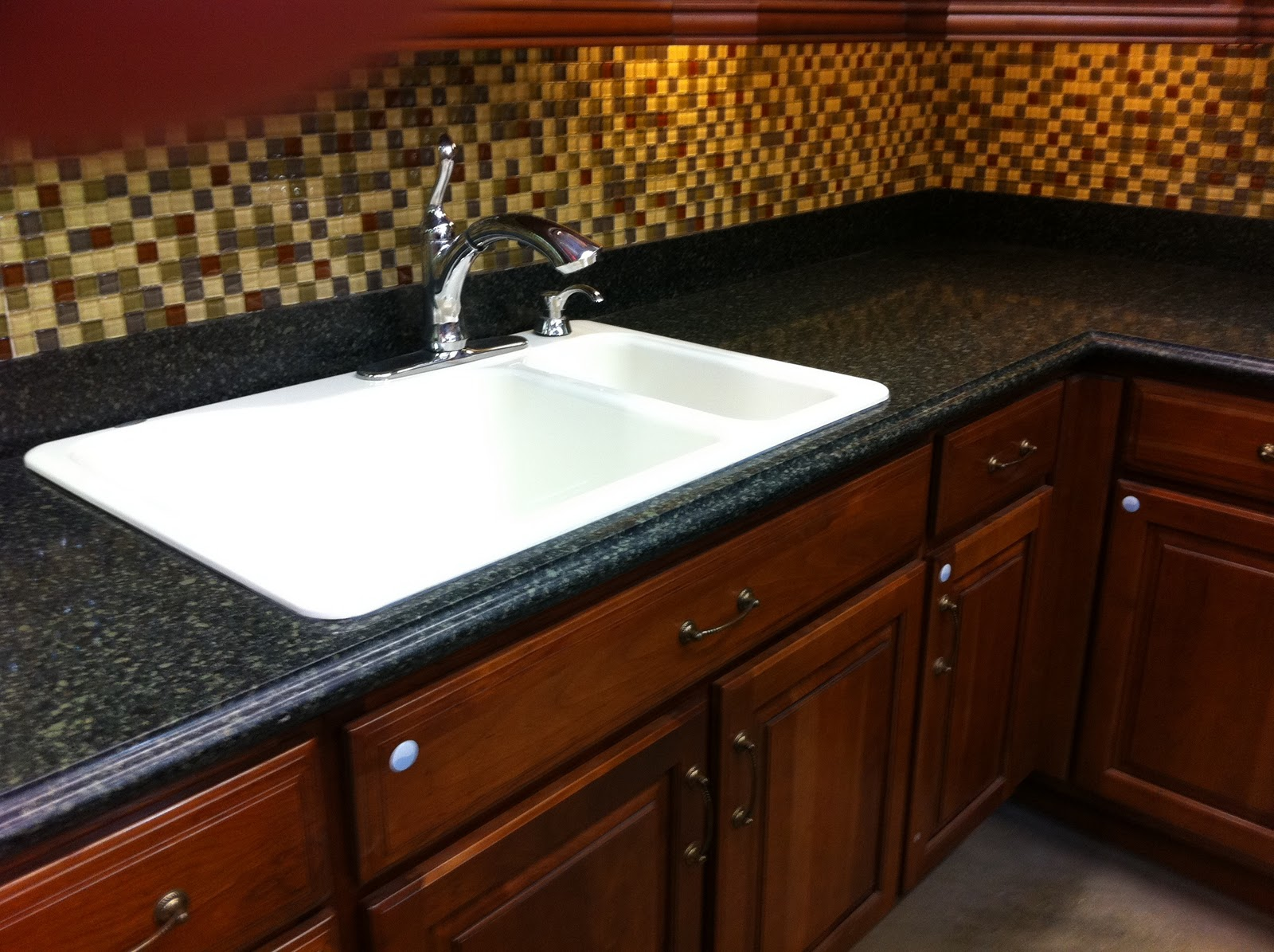 Image of: Granite+Countertop