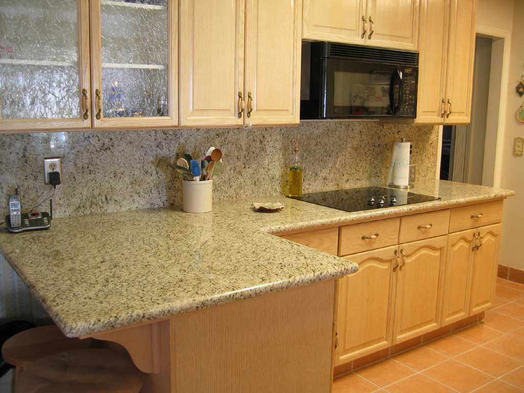 Image of: Granite Countertops Colors Design