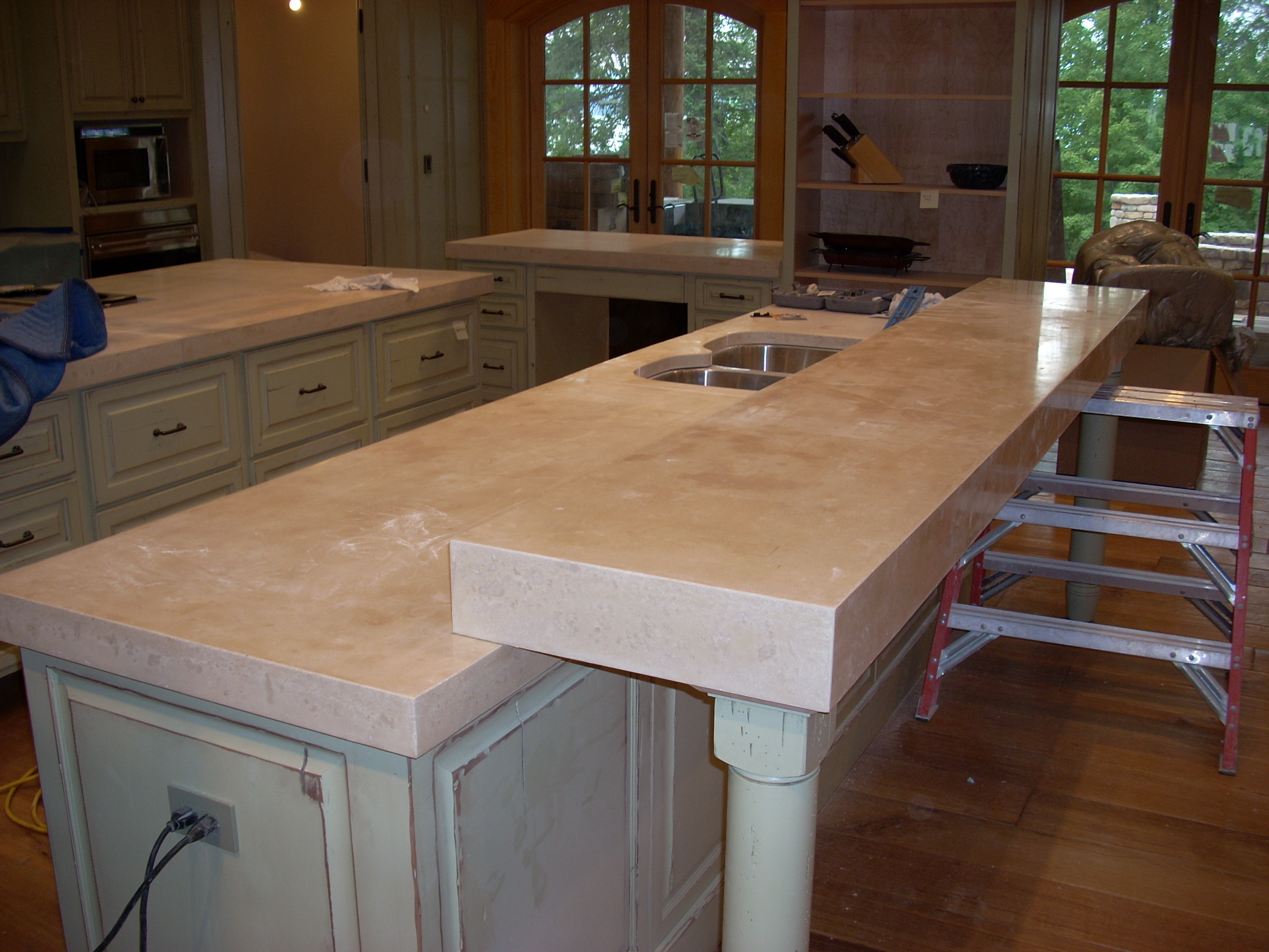 Image of: Granite Countertops Colors Designs Ideas