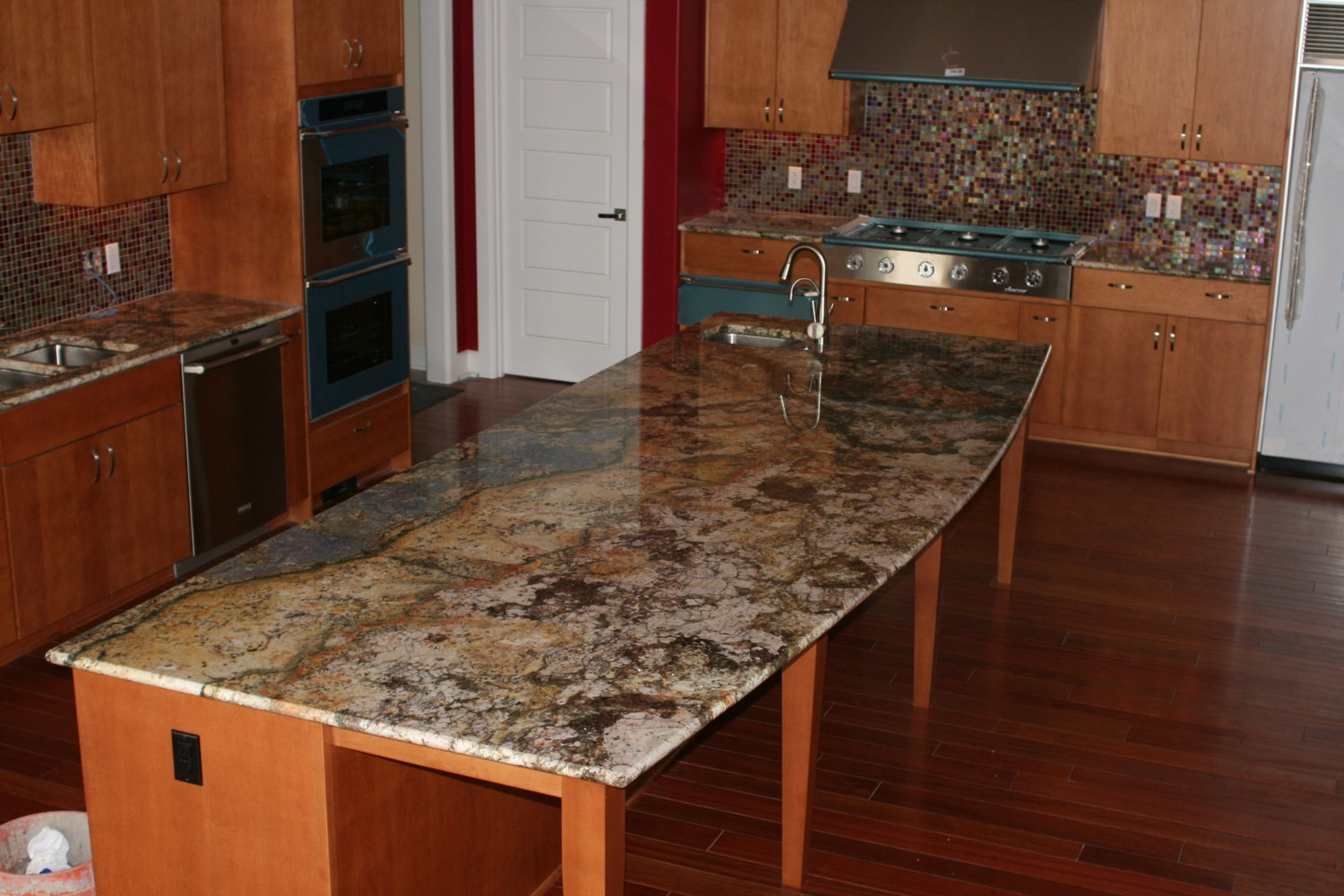 Image of: Granite Countertops Maintenance