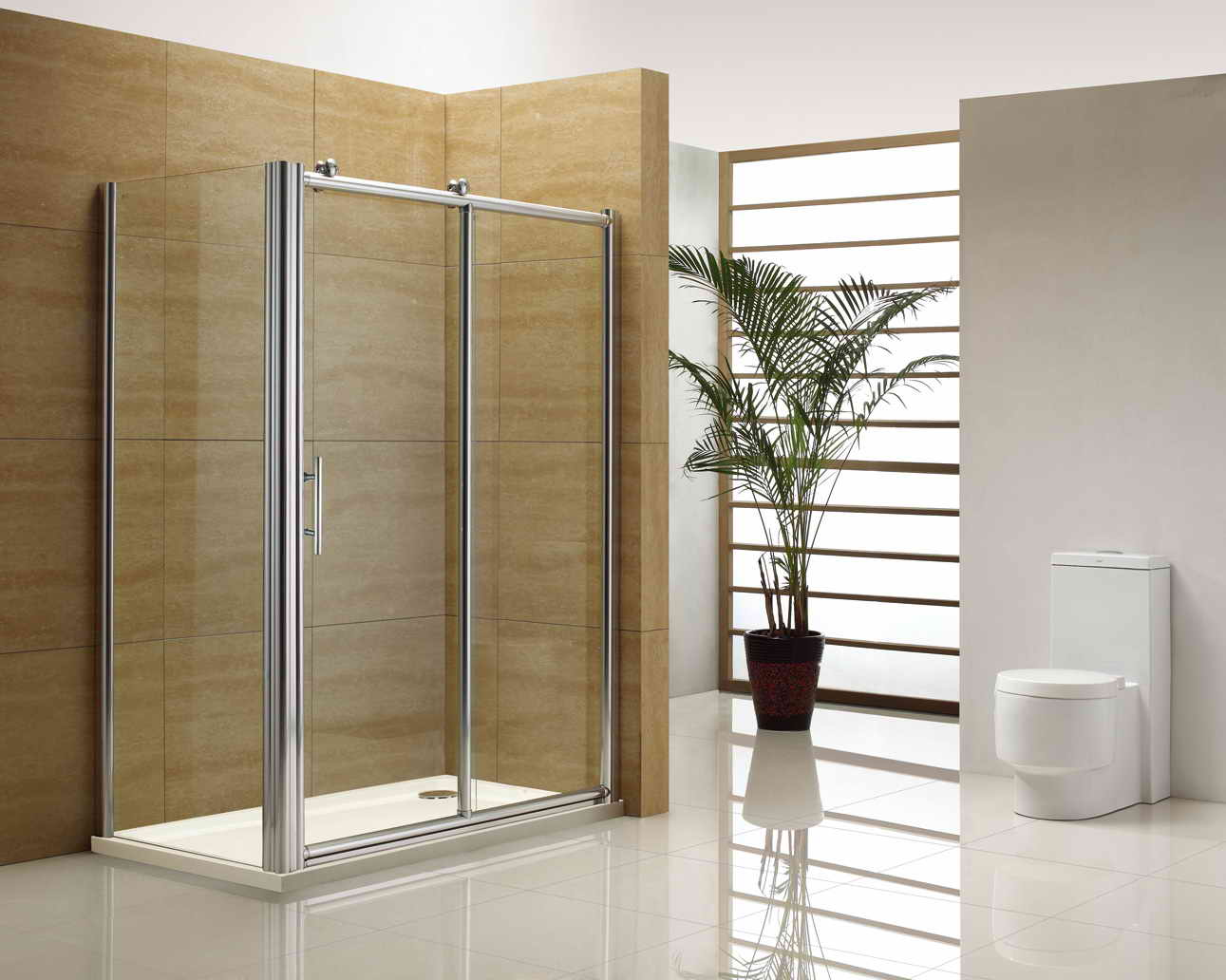Image of: Handicap Walk In Shower Designs