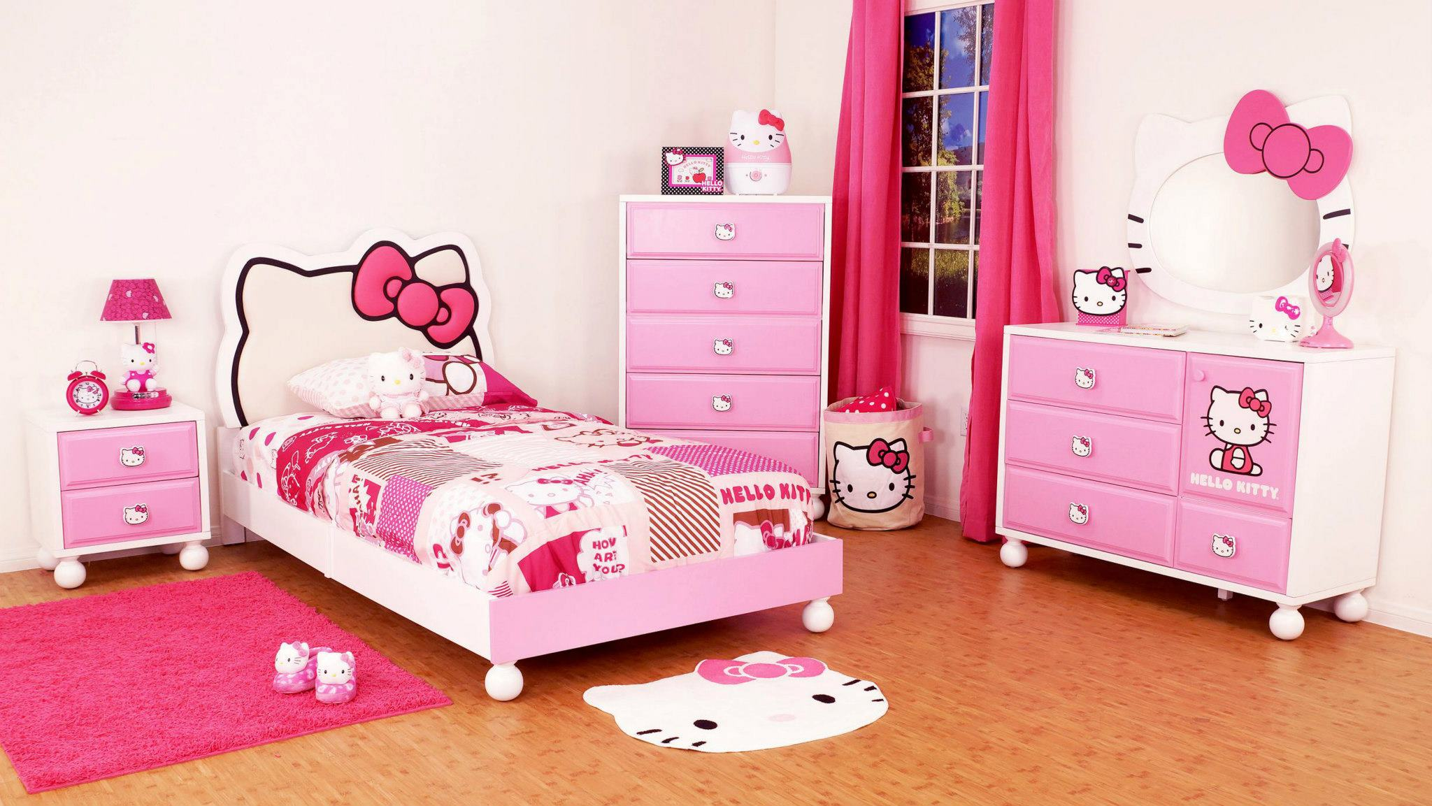 Image of: Hello Kitty Furniture For Sale