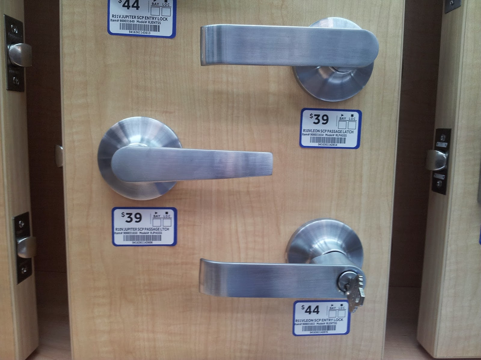 Image of: Interior Door Styles Handles Hardware