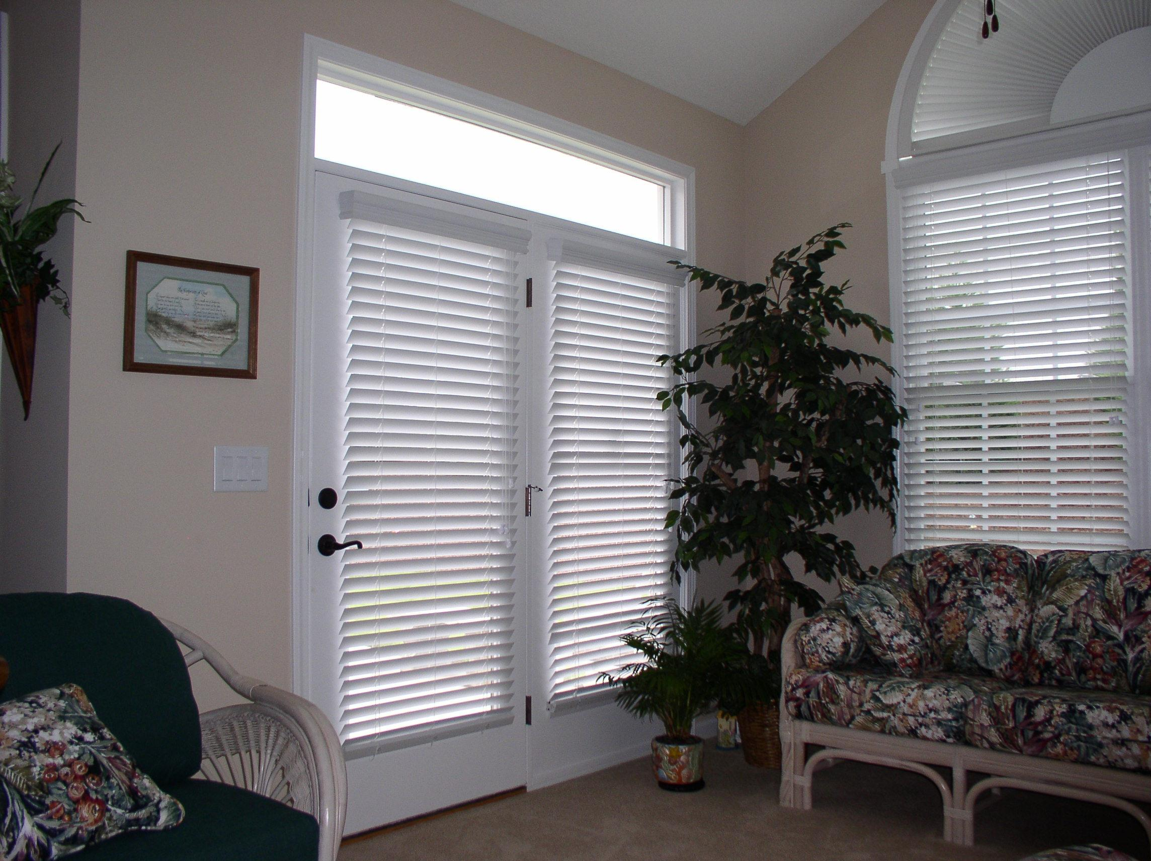 Image of: Jcpenney Wooden Window Blinds