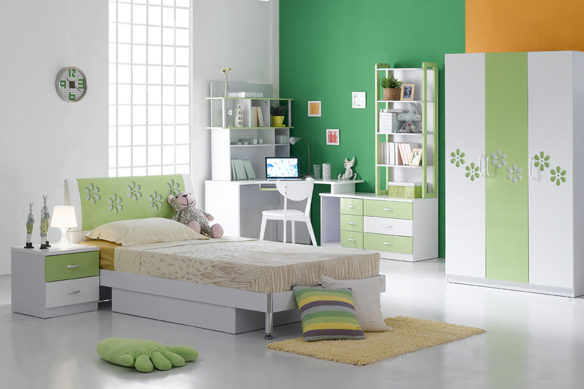 Image of: Kids Bedroom Sets Idea
