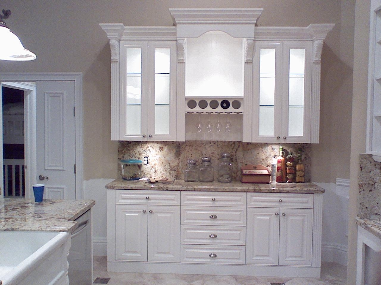 Image of: Kitchen Cabinet Refinishing