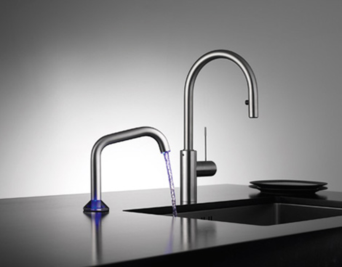 Image of: Kitchen Faucet Types