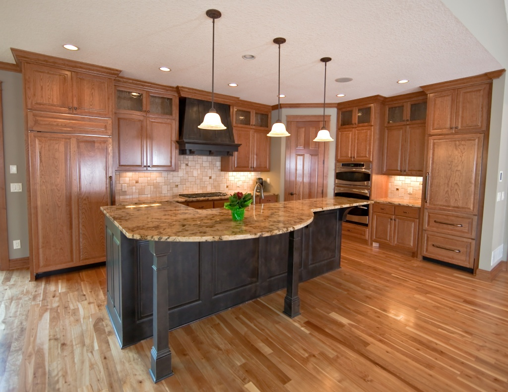 Image of: Kitchen Remodels On A Budget