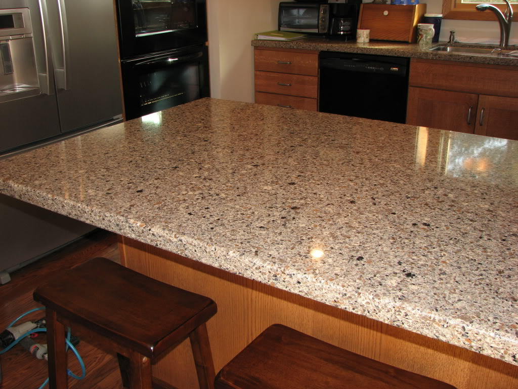 Image of: Man Made Quartz Countertops