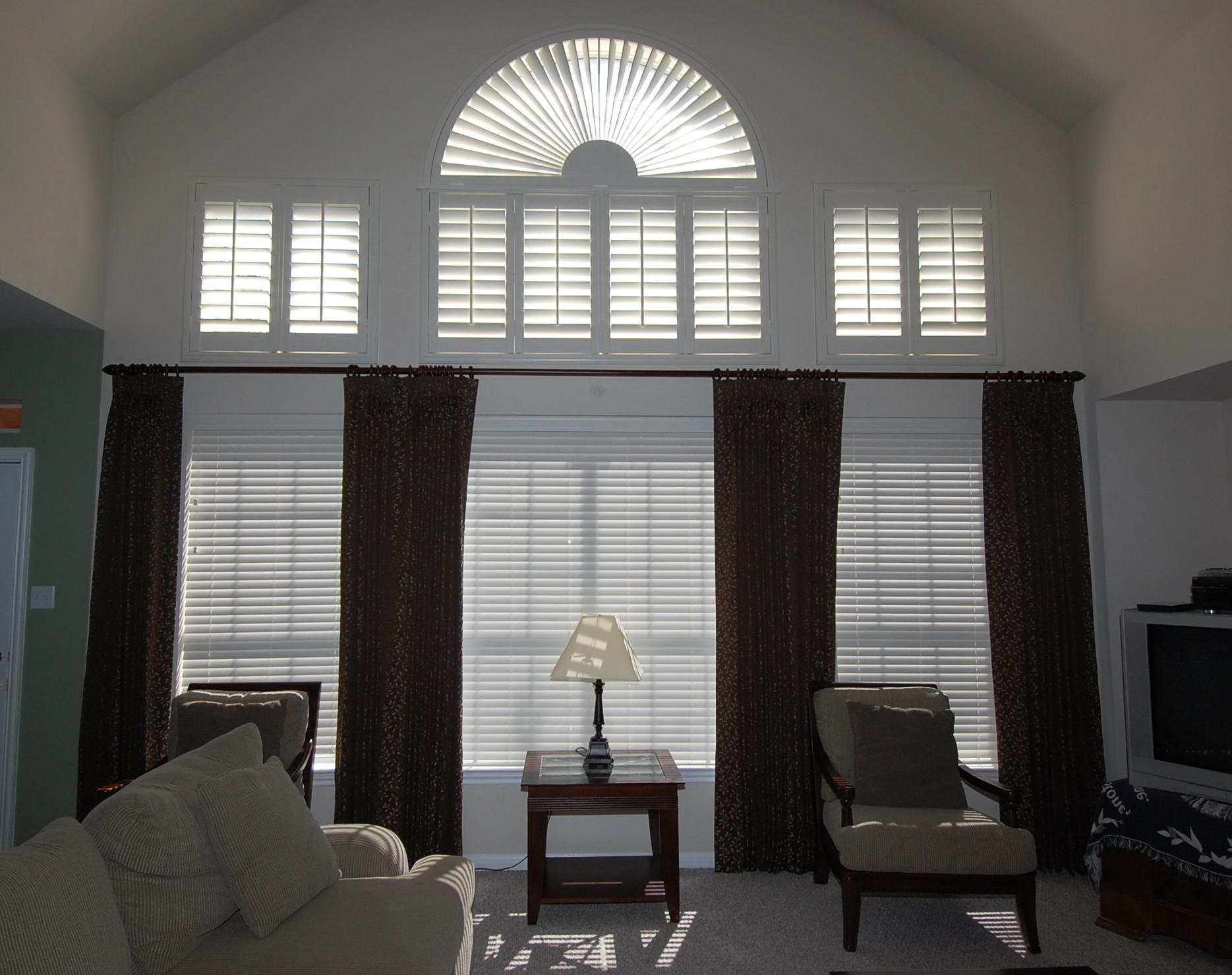 Image of: Mccalls Window Treatment Patterns