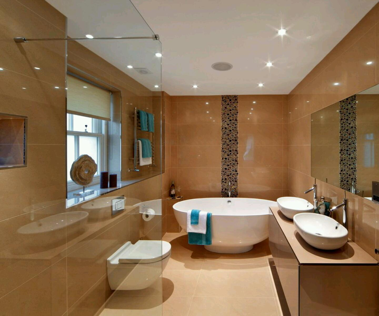 Image of: Men Bathroom Designs