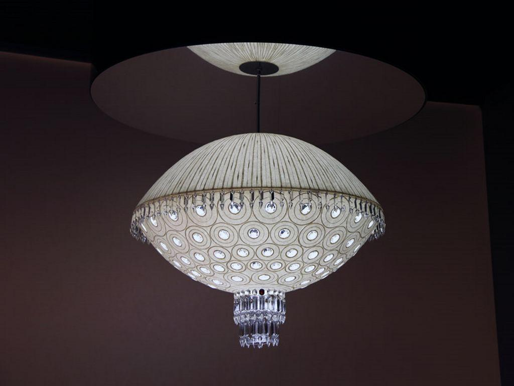 Image of: Minaret Modern Pendant Light