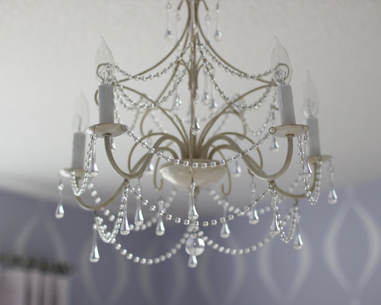 Image of: Mini Chandelier Crystal Designs Ideas