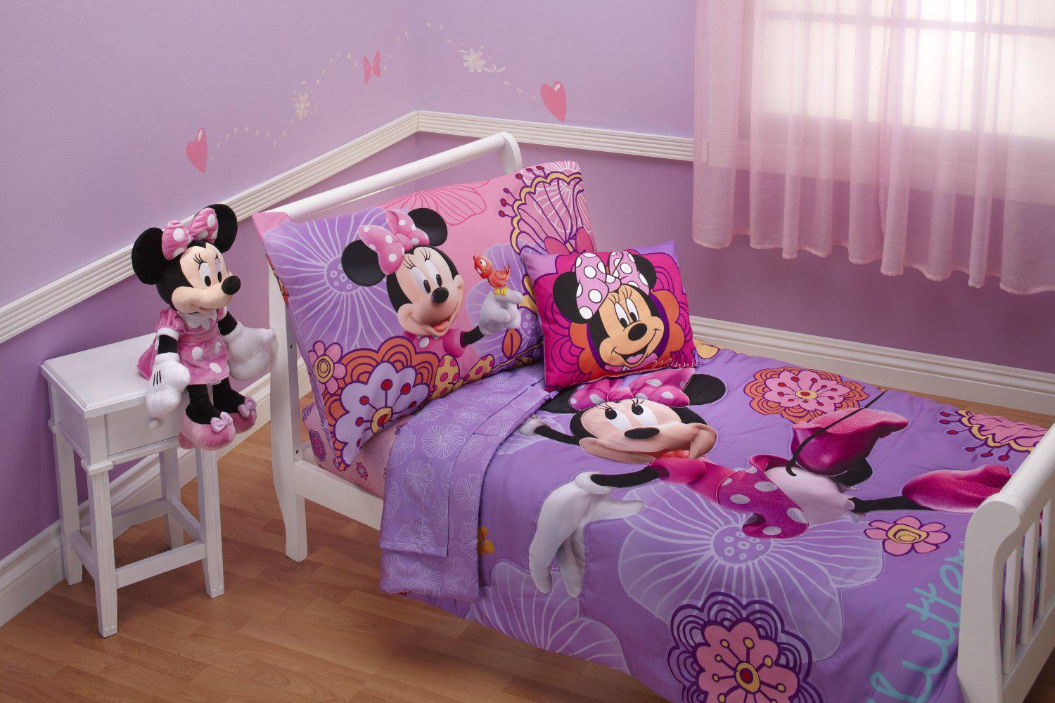 Image of: Minnie Mouse Bedroom Furniture