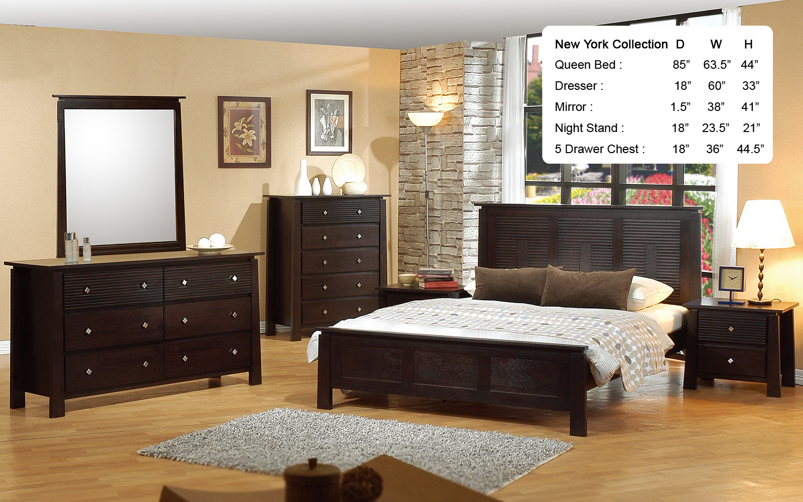 Image of: Modern Furniture Bedroom Set