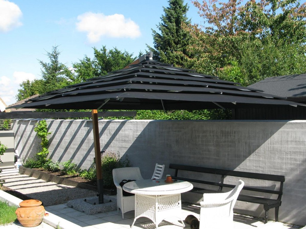 Image of: Outdoor Patio Canopy