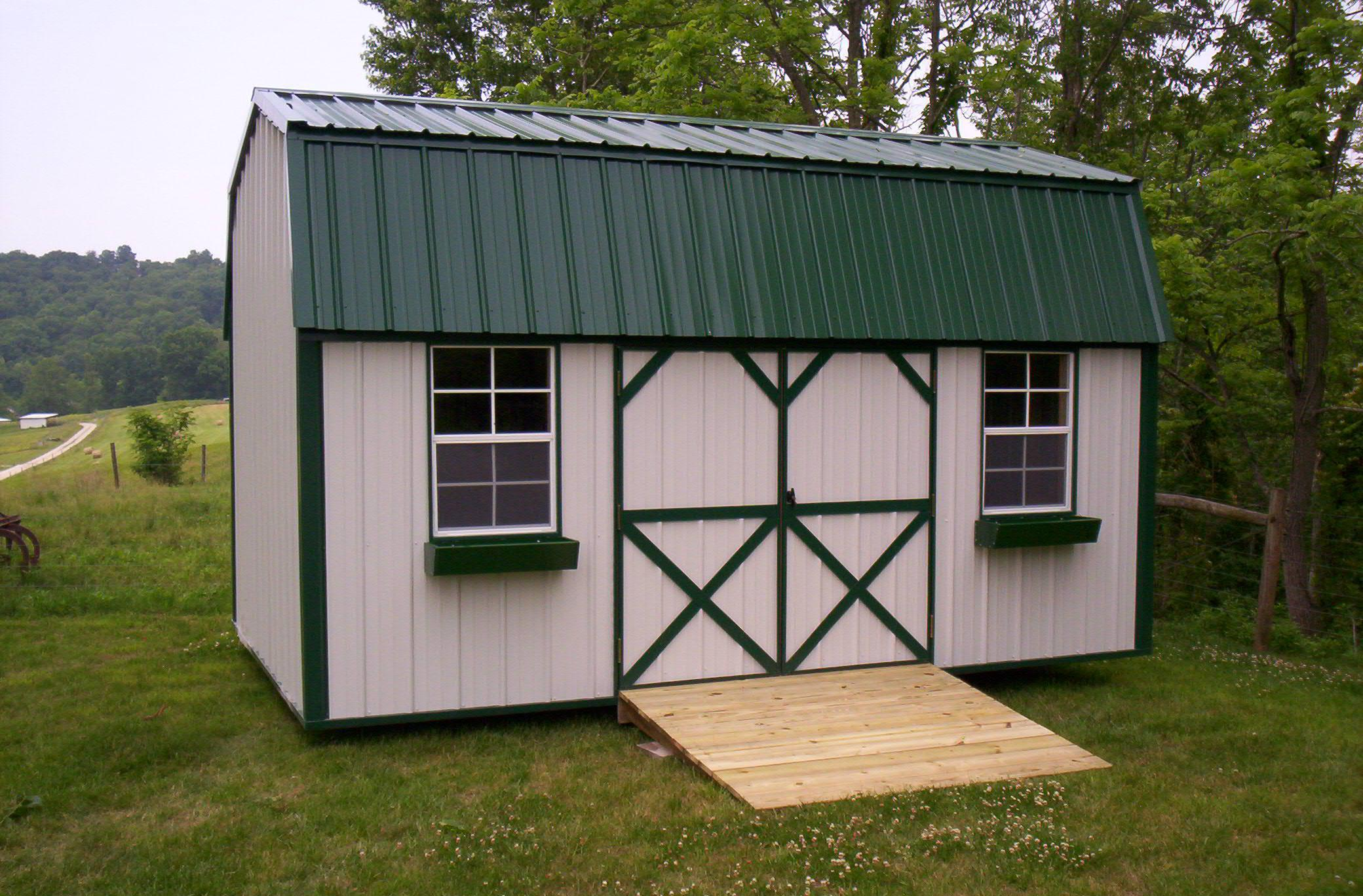 Image of: Outdoor Storage Shed