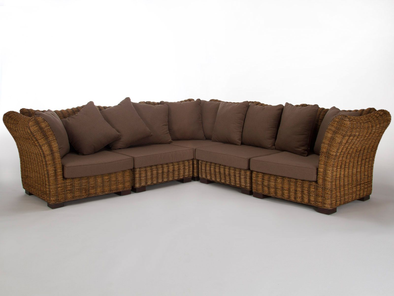 Image of: Outdoor Wicker Furniture