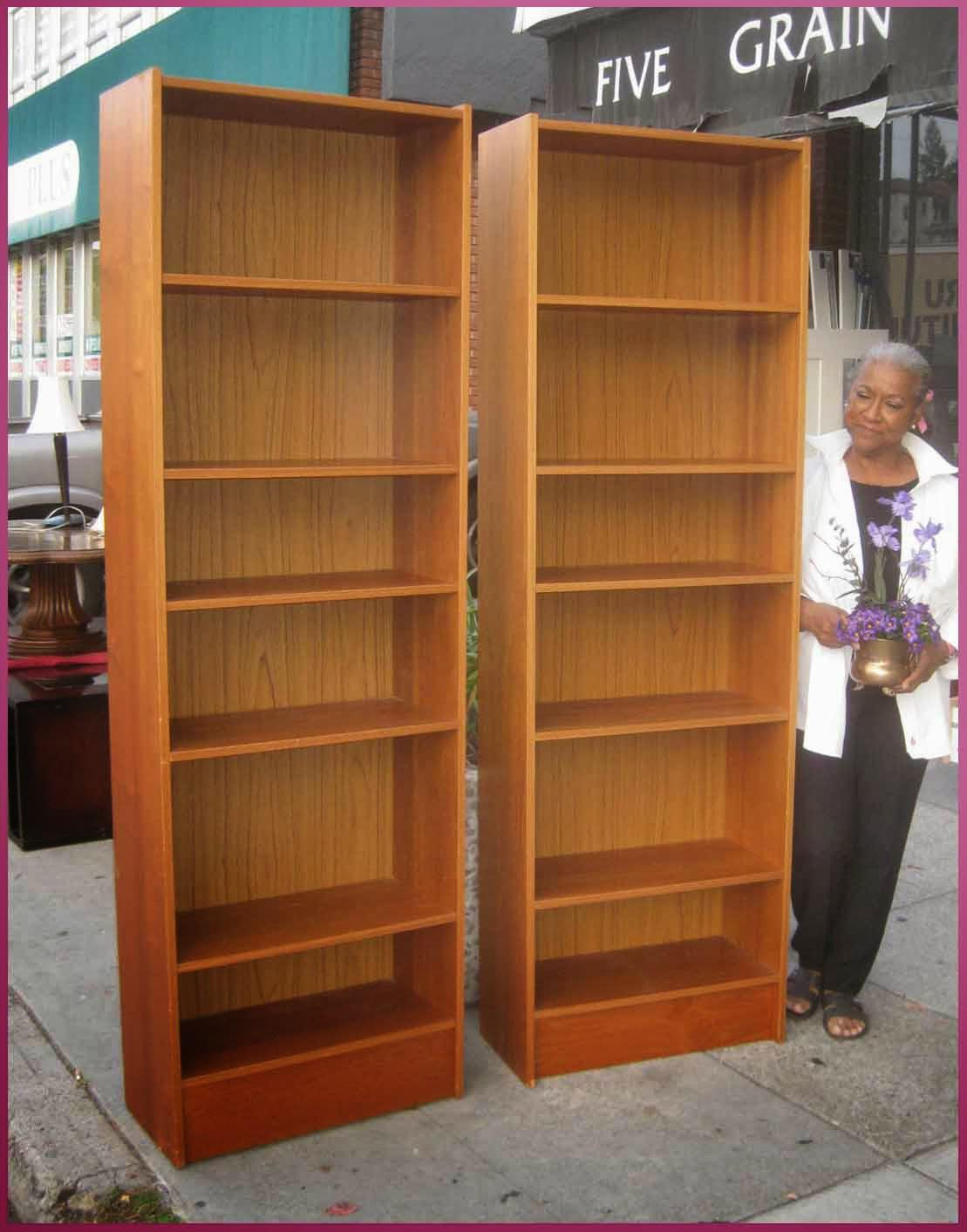 Image of: Overstock Tall Bookshelves