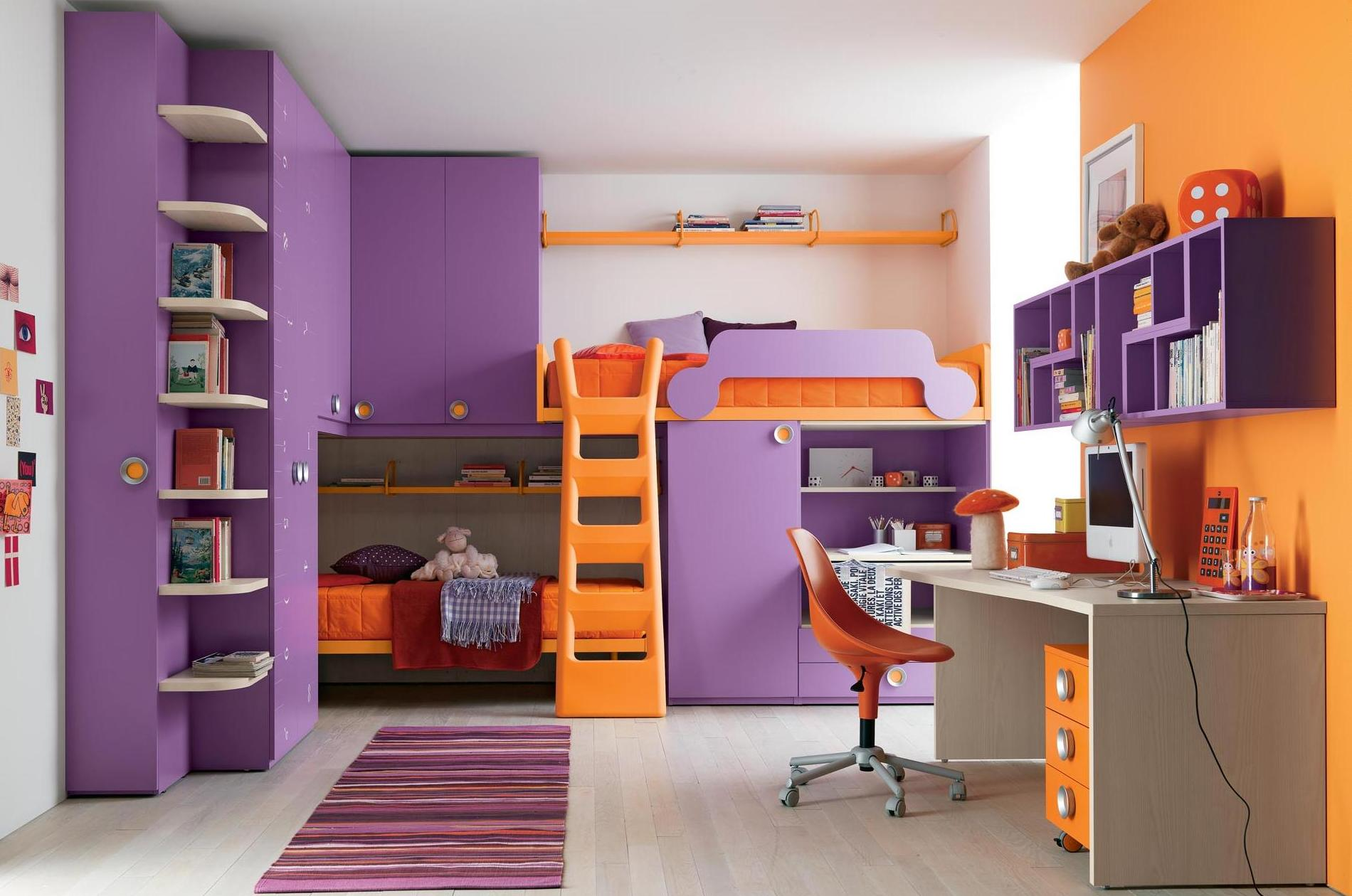 Image of: Paint Color For Small Bedroom
